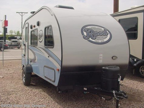 2018 Forest River R-Pod RPT180