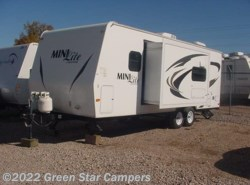 Used 2012  Forest River Rockwood Mini Lite 2503S