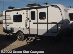 New 2018  Forest River Rockwood Geo Pro 19FD Front Sofa by Forest River from Green Star Campers in Rapid City, SD