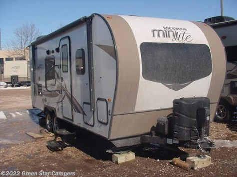 2018 Forest River Rockwood Mini Lite 2306