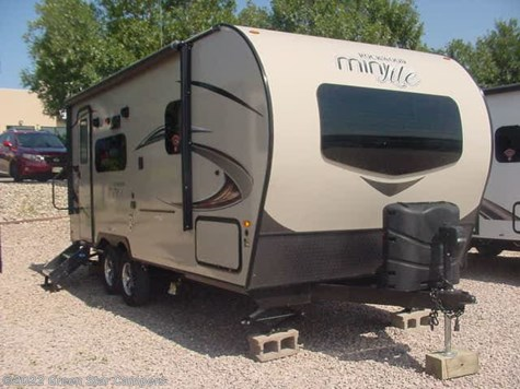 2019 Forest River Rockwood Mini Lite 2109S