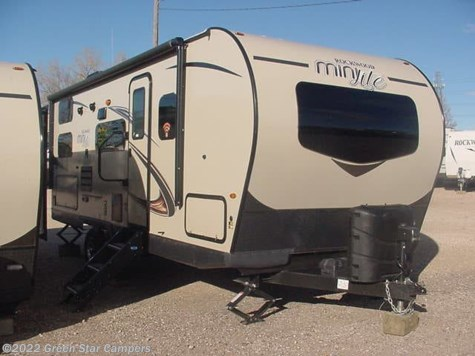 2019 Forest River Rockwood Mini Lite 2509S Double Bunkbeds