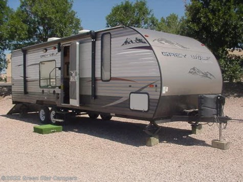 2015 Forest River Cherokee Grey Wolf 26RR