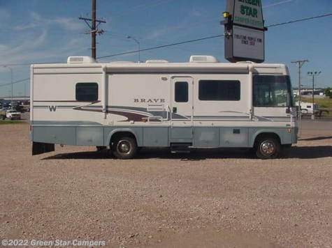 2004 Winnebago Brave 30 W Workhorse