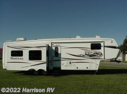 Used 2012  Keystone Montana 3700RL by Keystone from Harrison RV in Jefferson, IA