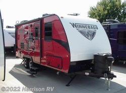 New 2018  Winnebago Micro Minnie 2108DS by Winnebago from Harrison RV in Jefferson, IA