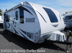 New 2018  Lance TT 2285 by Lance from Highway Trailer Sales in Salem, OR