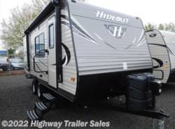 New 2018  Keystone Hideout 19FLBWE by Keystone from Highway Trailer Sales in Salem, OR