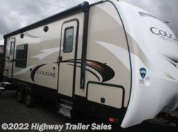 New 2018  Keystone Cougar Half-Ton 24SABWE by Keystone from Highway Trailer Sales in Salem, OR