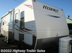 Used 2012  Keystone Hideout 26RLSWE by Keystone from Highway Trailer Sales in Salem, OR