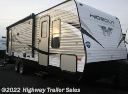 New 2018  Keystone Hideout 24LHSWE by Keystone from Highway Trailer Sales in Salem, OR