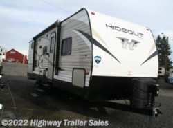 New 2018  Keystone Hideout 24BHSWE by Keystone from Highway Trailer Sales in Salem, OR