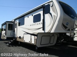 New 2019 Keystone Montana 3810MS available in Salem, Oregon