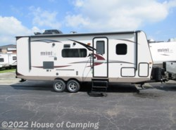 New 2018  Forest River Rockwood Mini Lite 2504S by Forest River from House of Camping in Bridgeview, IL