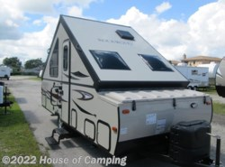 New 2017  Forest River Rockwood Hard Side A213 HW by Forest River from House of Camping in Bridgeview, IL