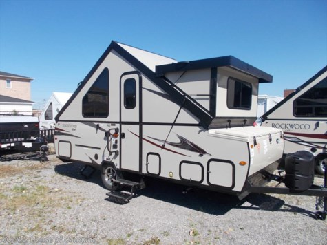 2019 Forest River Rockwood Hard Side A213 HW