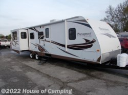 Used 2013  Keystone Passport Ultra Lite Grand Touring 3180RE