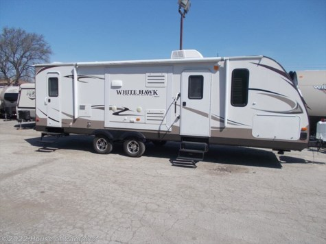 2013 Jayco White Hawk 27DSRB