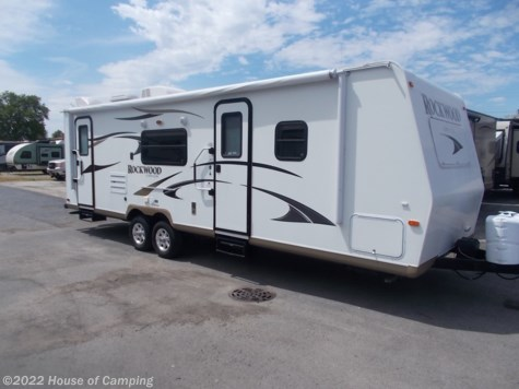 2013 Forest River Rockwood Ultra Lite 2607