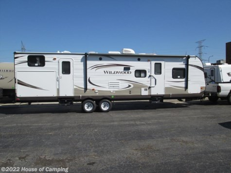 2018 Forest River Wildwood 32BHDS