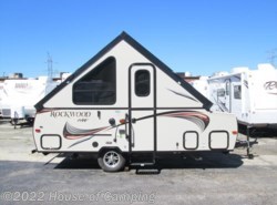 New 2015  Forest River Rockwood Hard Side A194 HW