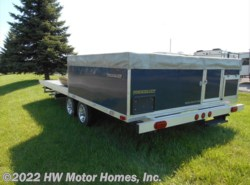 Used 2012  Livin' Lite Quicksilver 18 SUT - Toy  Hauler by Livin' Lite from HW Motor Homes, Inc. in Canton, MI