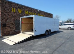New 2018  Stealth Titan 8524 - S.E. Double Wedge Nose by Stealth from HW Motor Homes, Inc. in Canton, MI
