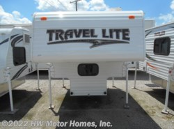 Used 2017  Travel Lite  690 FD - Fits Mid - Sized Truck by Travel Lite from HW Motor Homes, Inc. in Canton, MI
