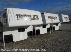 New 2018  Travel Lite Truck Campers Super  Lite  700 - Sofa by Travel Lite from HW Motor Homes, Inc. in Canton, MI