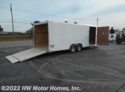 New 2017  Stealth Super Lite 85 24   ALUMINUM  Car Hauler by Stealth from HW Motor Homes, Inc. in Canton, MI