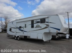 Used 2009  CrossRoads Kingston 34QB ** by CrossRoads from HW Motor Homes, Inc. in Canton, MI