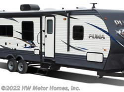 New 2018  Palomino Puma 25RKSS by Palomino from HW Motor Homes, Inc. in Canton, MI