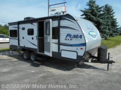 New 2019  Palomino Puma XLE 20 RDC by Palomino from HW Motor Homes, Inc. in Canton, MI
