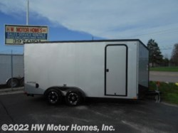 2018 Impact Trailers  TREMOR  714  Ramp   7 Ft. Interior