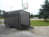 2019 Impact Trailers Tremor 716 Black-Out Pkg.  7' tall