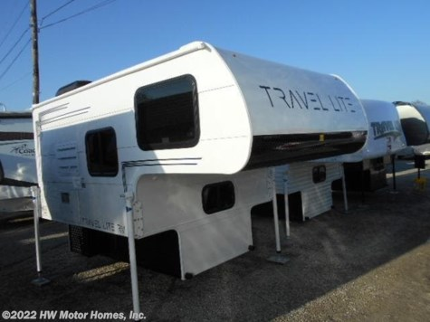 2019 Travel Lite Truck Campers 770  SL - Large Closet