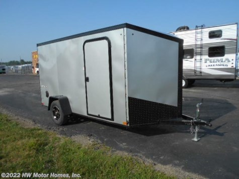 2019 Impact Trailers Tremor 612  Ramp