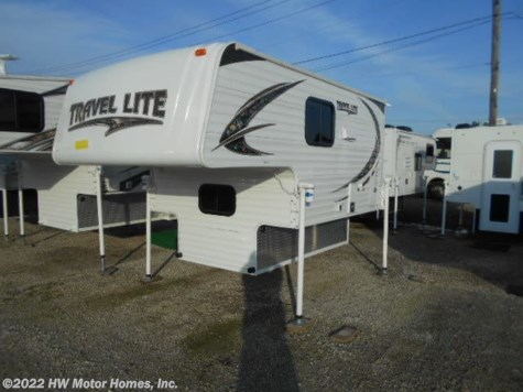 2017 Travel Lite Truck Campers 770  SL - Large Closet