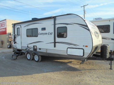 2015 Palomino Canyon Cat 21FBC