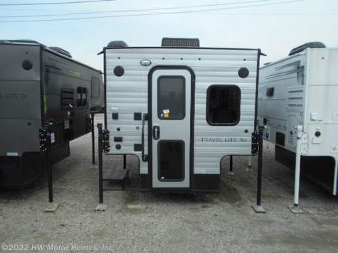 2019 Travel Lite Super Lite 625  -  Greyhound Silver Ext.