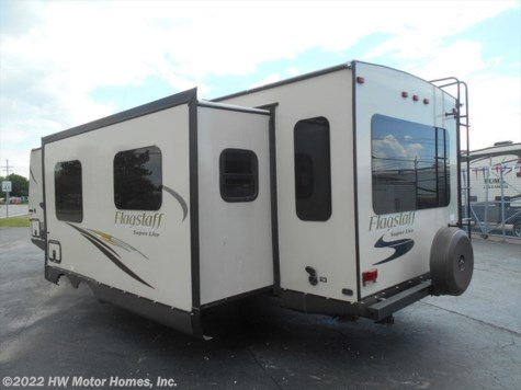 2015 Forest River Flagstaff Super Lite 29 RLSS