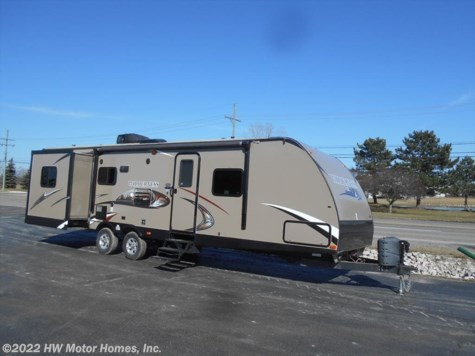2013 Heartland  Wilderness 3175RE