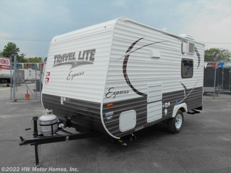 2017 Travel Lite Express E 16 TH