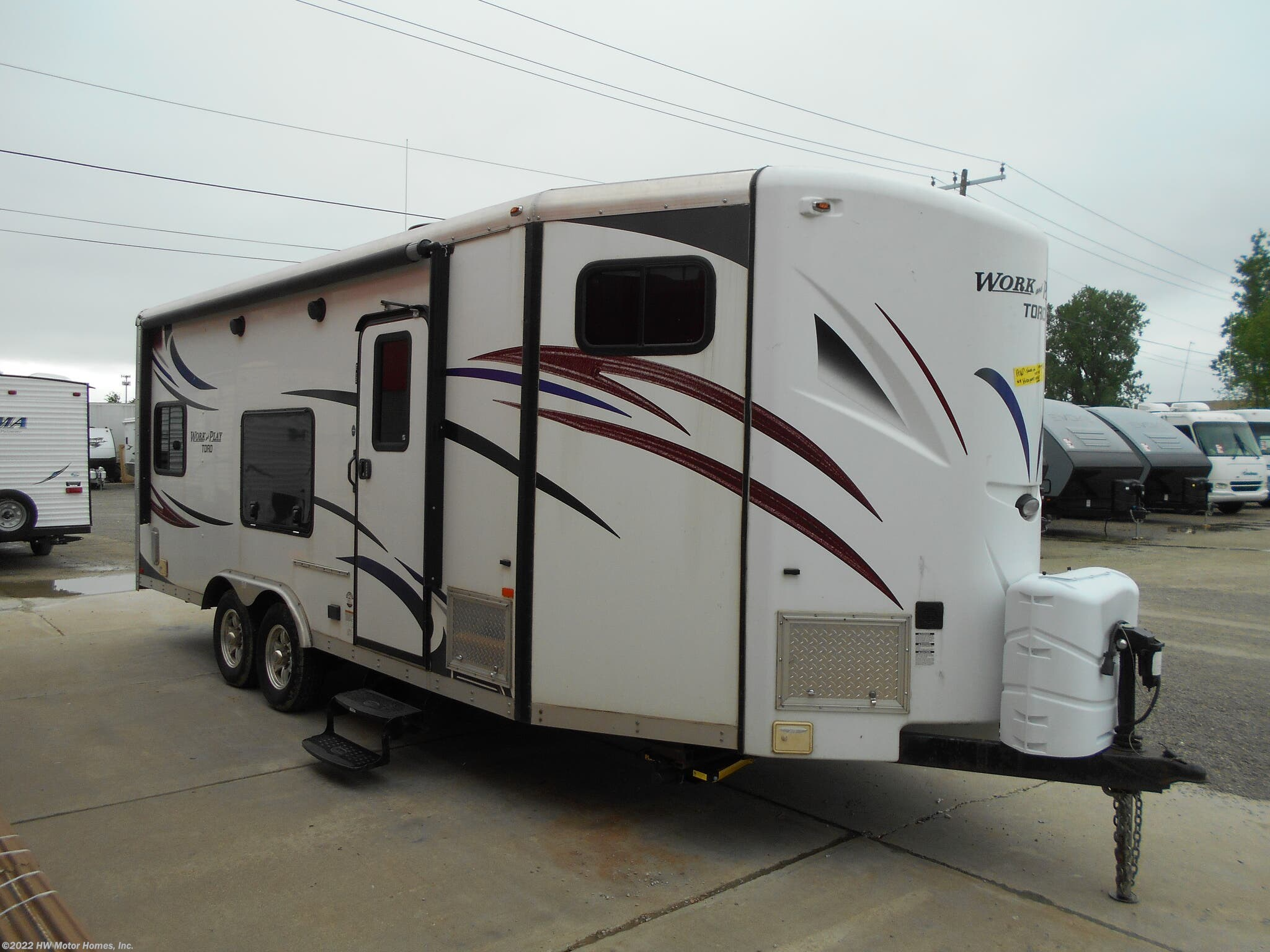 Work And Play 21Vfb >> 2014 Forest River Rv Work And Play 21vfb For Sale In Canton Mi 48188 U14727