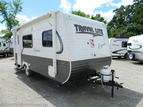 2016 Travel Lite Express E18