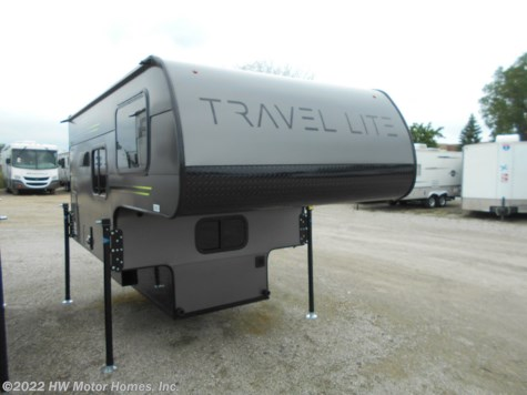 2021 Travel Lite Truck Campers 610R