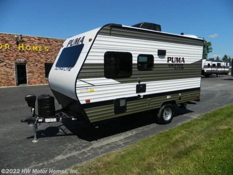 2021 Palomino Puma ULTRA  LITE  12 FBX - 7' Single Axle