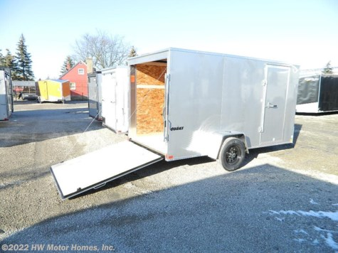 2021 Impact Trailers Quake 612  -  Ramp