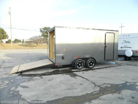 2019 Impact Trailers Tremor 716  Ramp   7 Ft. Interior