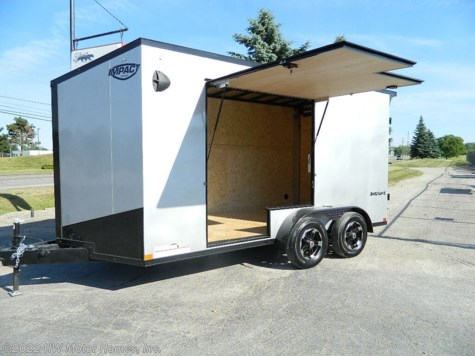 2021 Impact Trailers SHOCKWAVE UTV access DOOR